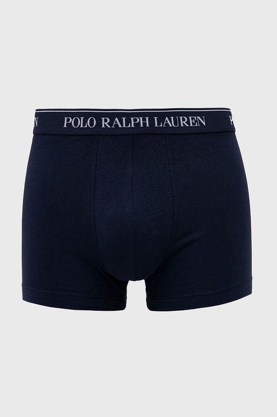 granatowy Polo Ralph Lauren - Bokserki (3-pack) Męski