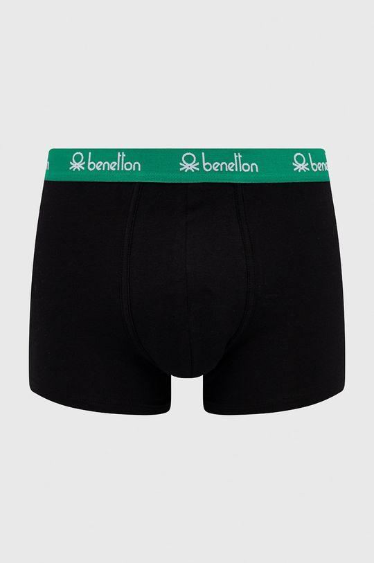 negru United Colors of Benetton - Boxeri De bărbați