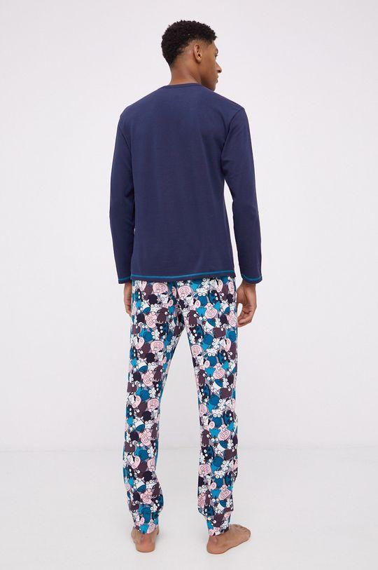 United Colors of Benetton - Longsleeve piżamowy 100 % Bawełna