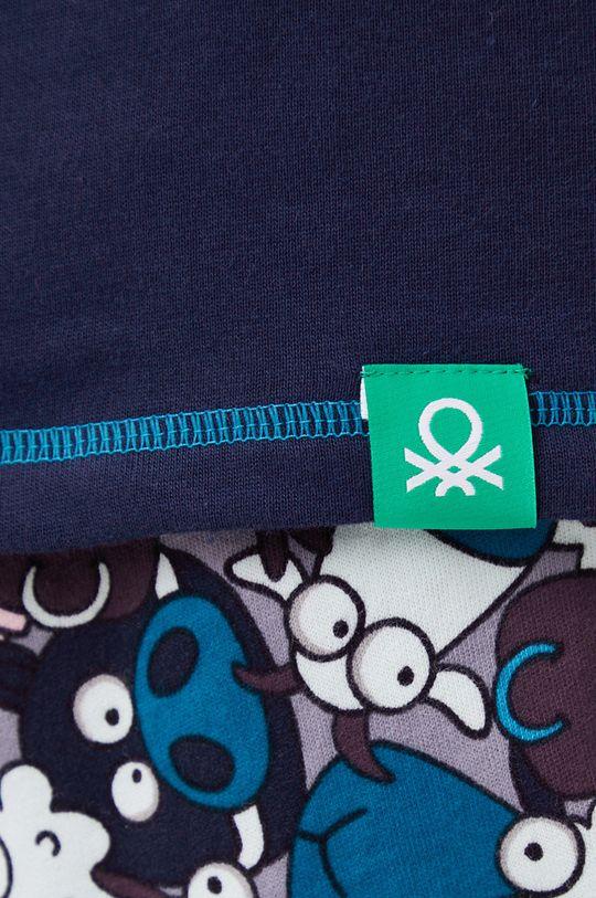 United Colors of Benetton - Longsleeve piżamowy Męski