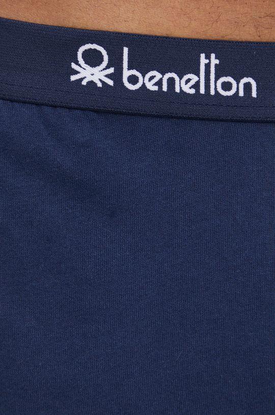 United Colors of Benetton - Spodnie piżamowe Materiał zasadniczy: 100 % Bawełna, Wstawki: 95 % Bawełna, 5 % Elastan