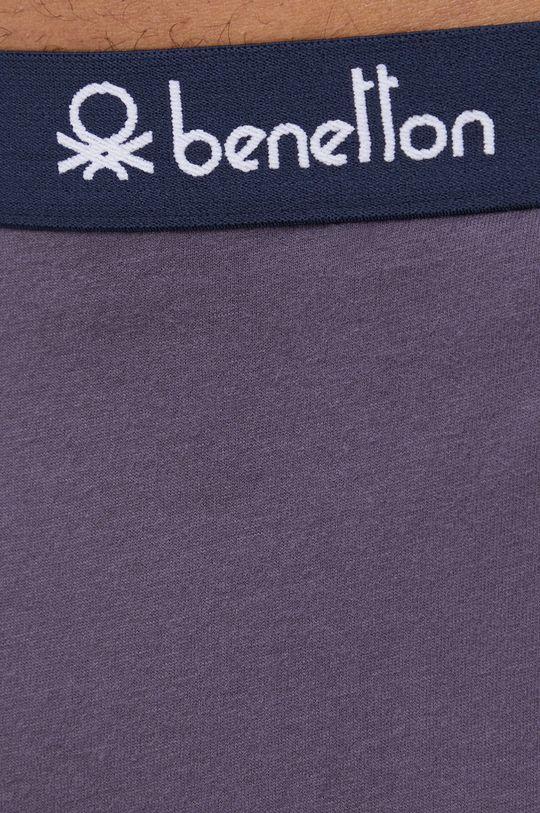 United Colors of Benetton - Spodnie piżamowe Materiał 1: 100 % Bawełna, Materiał 2: 95 % Bawełna, 5 % Elastan