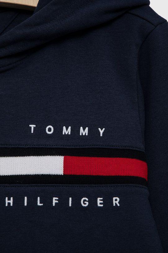 Tommy Hilfiger - Bluza dziecięca Materiał zasadniczy: 95 % Bawełna, 5 % Elastan, Podszewka kaptura: 100 % Bawełna