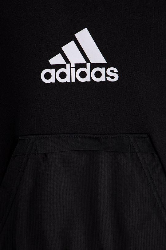 adidas Performance - Bluza dziecięca 104-176 cm czarny