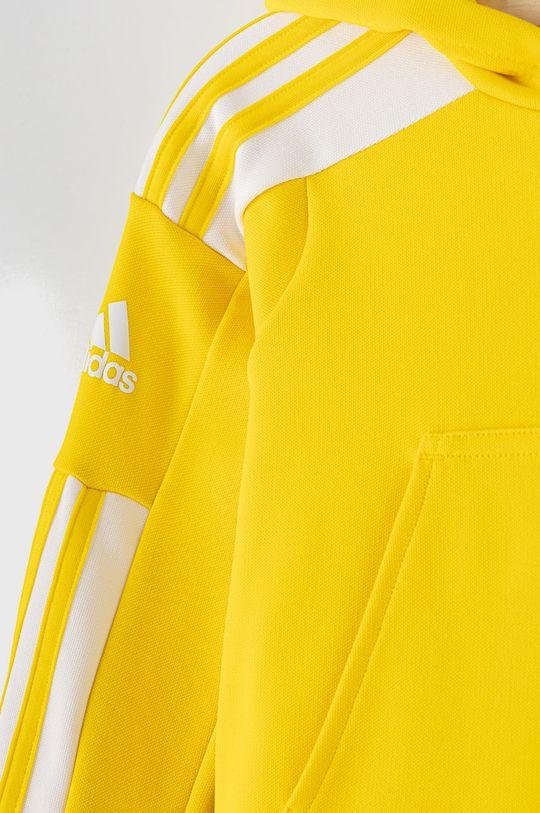 adidas Performance - Bluza dziecięca 116-176 cm żółty