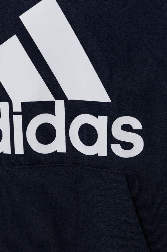 adidas - Bluza dziecięca Materiał zasadniczy: 53 % Bawełna, 36 % Poliester, 11 % Wiskoza, Podszewka kaptura: 100 % Bawełna, Ściągacz: 95 % Bawełna, 5 % Elastan