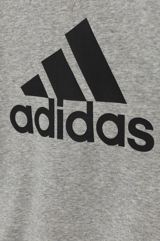 adidas - Bluza dziecięca Materiał zasadniczy: 53 % Bawełna, 11 % Rayon, 36 % Poliester z recyklingu, Ściągacz: 95 % Bawełna, 5 % Spandex