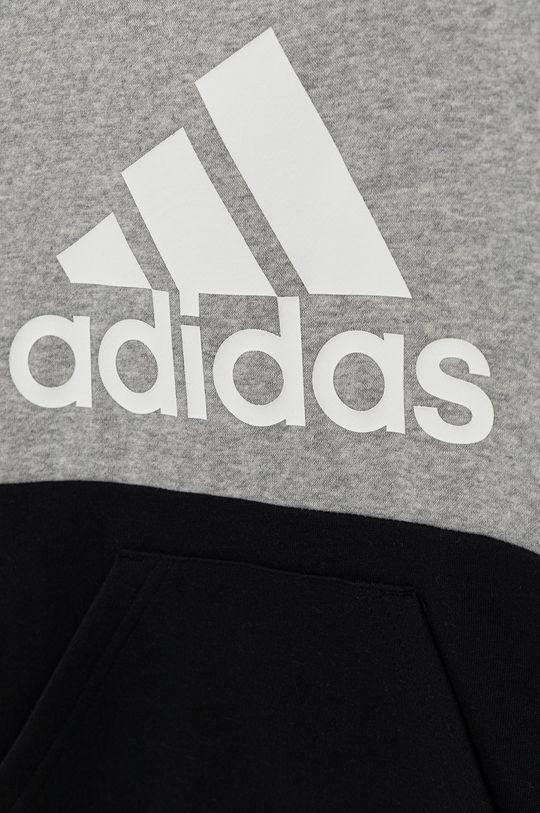 adidas - Bluza dziecięca Materiał zasadniczy: 70 % Bawełna, 30 % Poliester, Podszewka kaptura: 100 % Bawełna