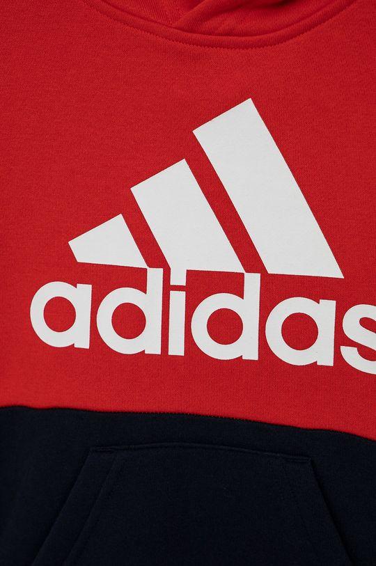 adidas - Bluza dziecięca Podszewka: 100 % Bawełna, Materiał zasadniczy: 70 % Bawełna, 30 % Poliester z recyklingu