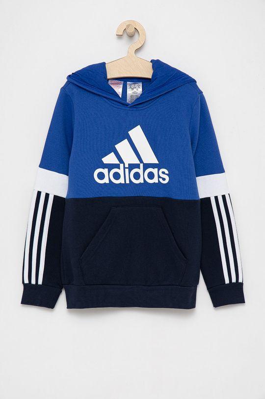 albastru adidas - Bluza copii De băieți