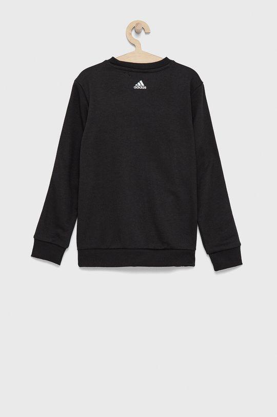 adidas - Bluza dziecięca czarny