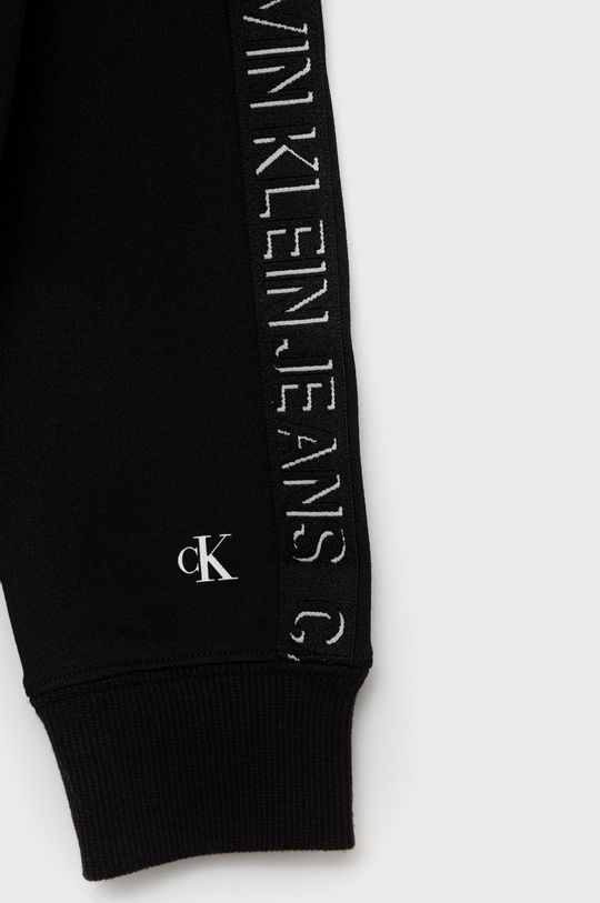 Calvin Klein Jeans - Bluza dziecięca 4 % Elastan, 77 % Poliester, 19 % Wiskoza