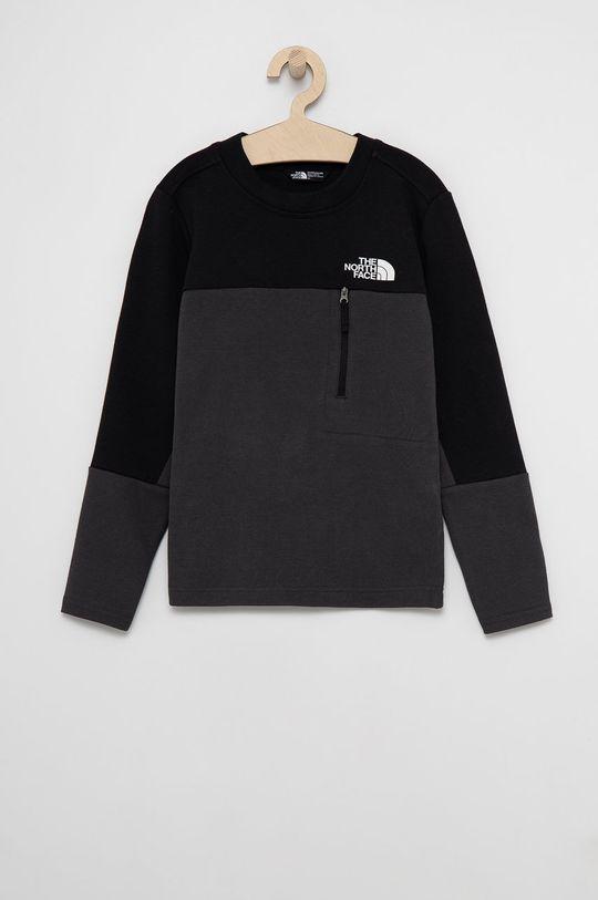 negru The North Face - Bluza copii De băieți