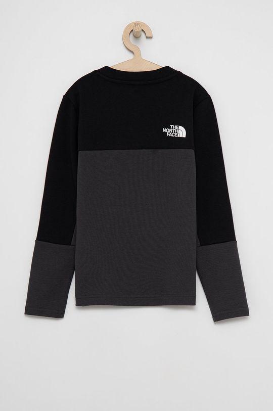 The North Face - Bluza copii negru