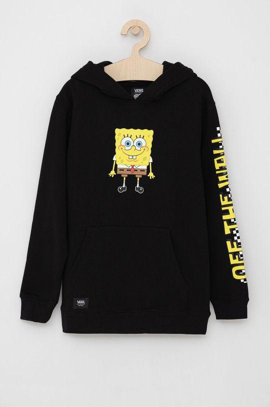 Vans - Bluza dziecięca x Spongebob czarny
