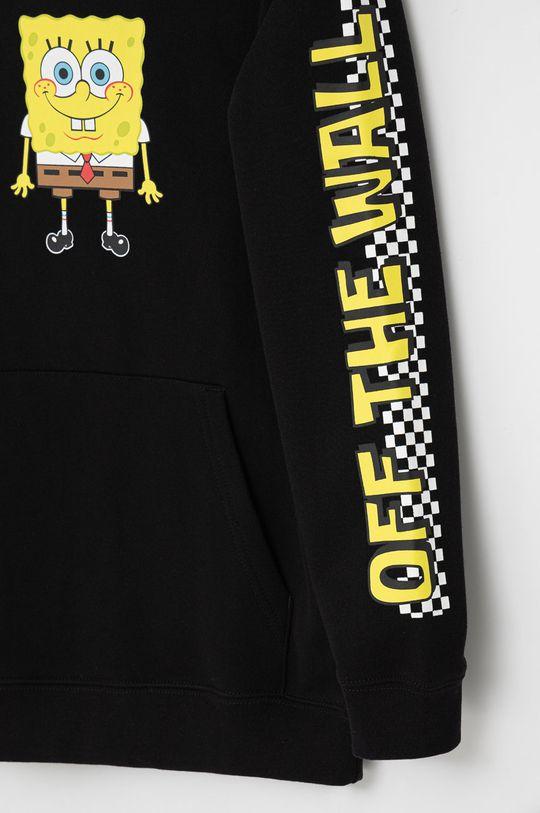 czarny Vans - Bluza dziecięca x Spongebob