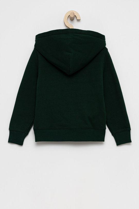 Polo Ralph Lauren - Bluza dziecięca ciemny zielony