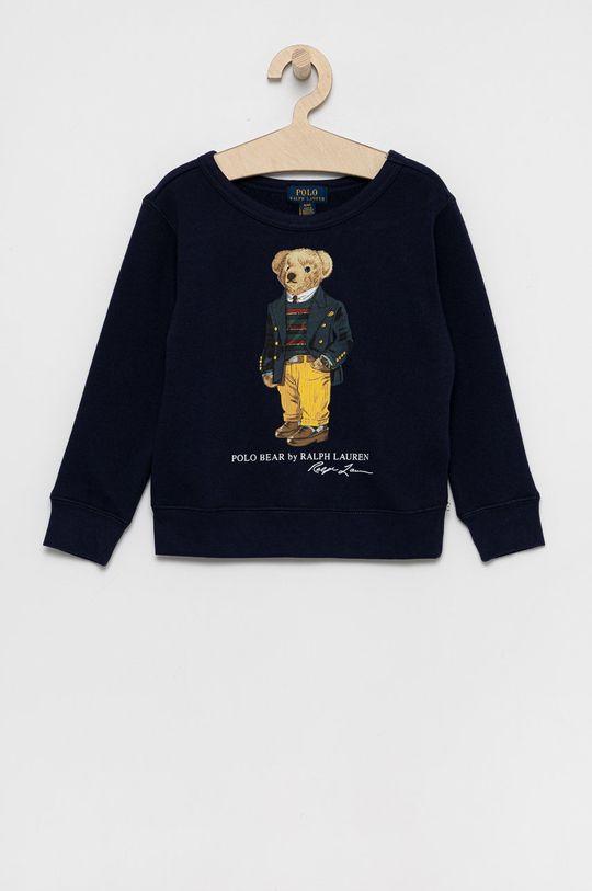 bleumarin Polo Ralph Lauren - Bluza copii De băieți