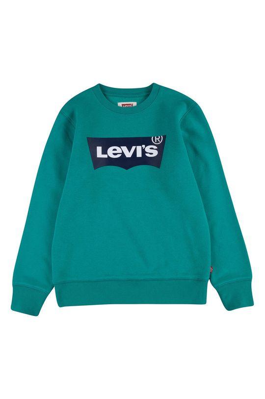 zielony Levi's - Bluza dziecięca Chłopięcy