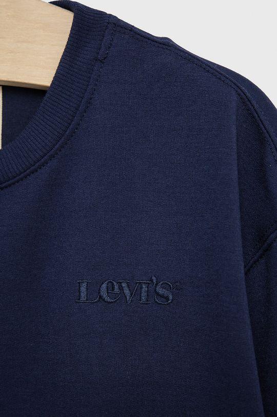Levi's - Dětská mikina  4% Elastan, 29% Modal, 67% Recyklovaný polyester