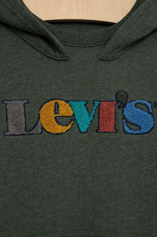 Levi's - Dětská mikina  60% Bavlna, 40% Polyester
