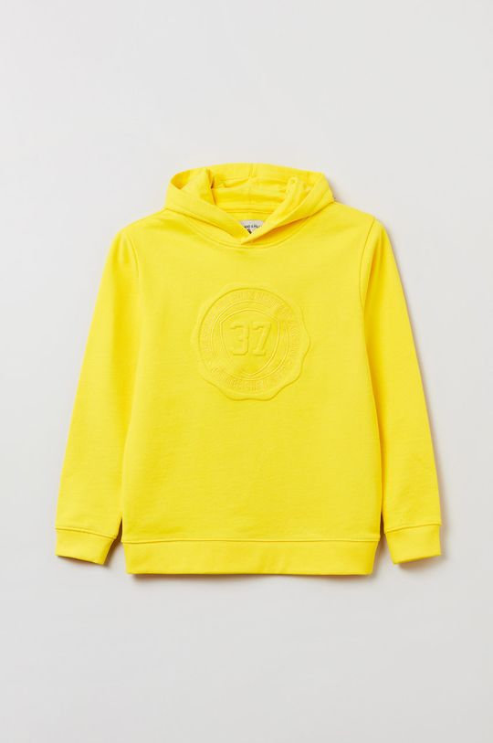 κίτρινο OVS - Παιδική μπλούζα Για αγόρια
