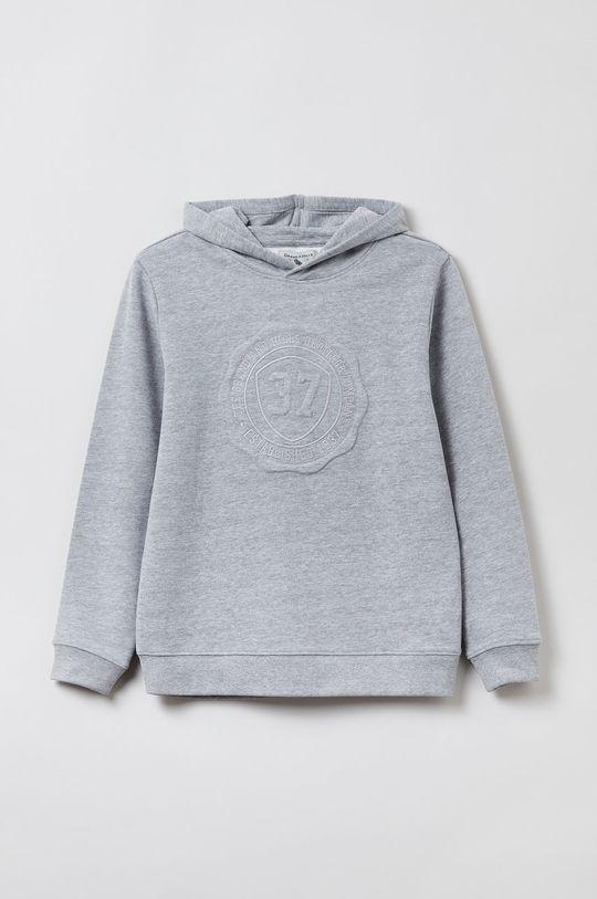 γκρί OVS - Παιδική μπλούζα Για αγόρια