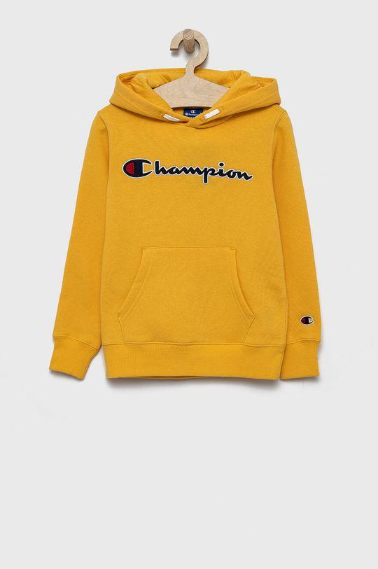 galben Champion - Bluza copii De băieți