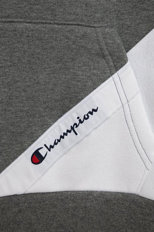 Champion - Bluza dziecięca Materiał zasadniczy: 21 % Poliester, 79 % Bawełna, Podszewka kaptura: 100 % Bawełna, Ściągacz: 2 % Elastan, 98 % Bawełna