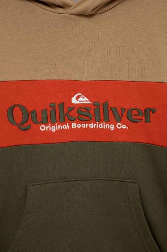 Quiksilver - Bluza dziecięca 55 % Bawełna, 45 % Poliester