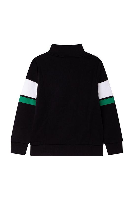 Boss - Bluza dziecięca czarny