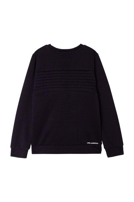 Karl Lagerfeld - Bluza dziecięca Podszewka: 100 % Bawełna, Materiał zasadniczy: 4 % Elastan, 72 % Poliester, 24 % Wiskoza