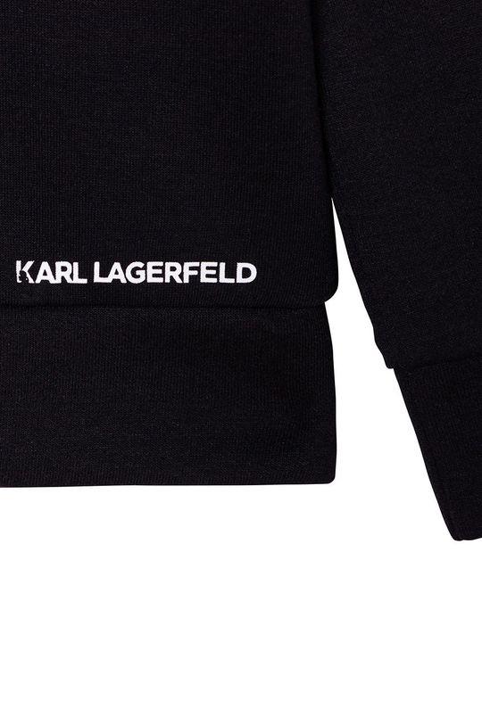 Karl Lagerfeld - Bluza dziecięca Chłopięcy