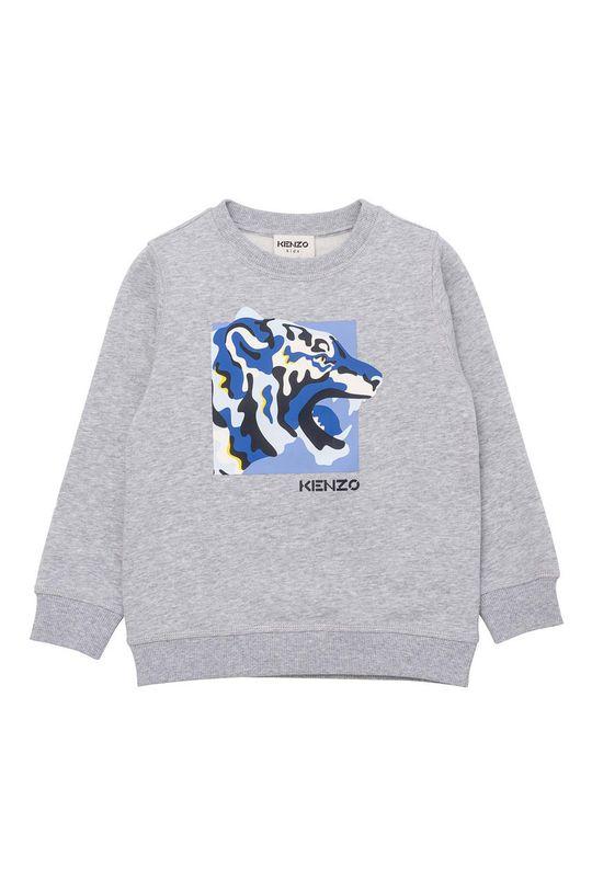 gri deschis KENZO KIDS - Bluza copii De băieți