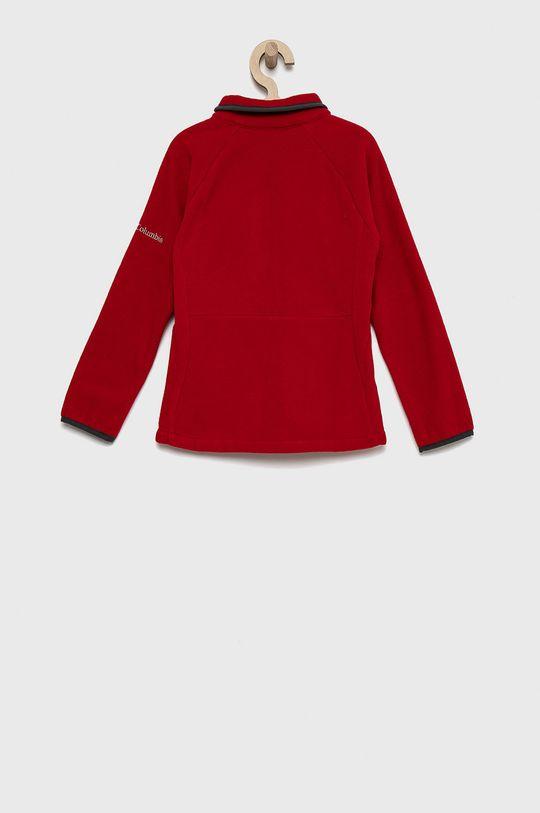 Columbia - Bluza dziecięca czerwony