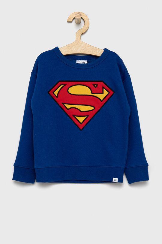 niebieski GAP - Bluza dziecięca x DC Chłopięcy