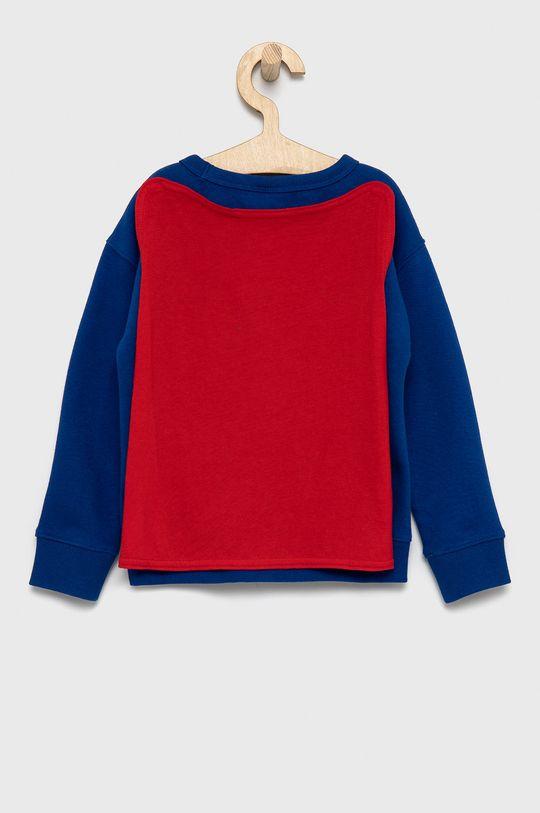 GAP - Bluza dziecięca x DC niebieski