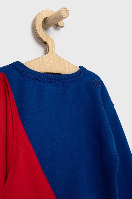 GAP - Bluza dziecięca x DC 77 % Bawełna, 14 % Poliester, 9 % Poliester z recyklingu