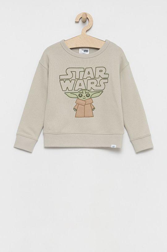 jasny zielony GAP - Bluza dziecięca x Star Wars Chłopięcy