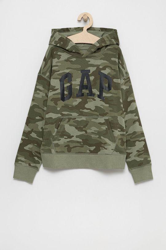 brudny zielony GAP - Bluza dziecięca Chłopięcy