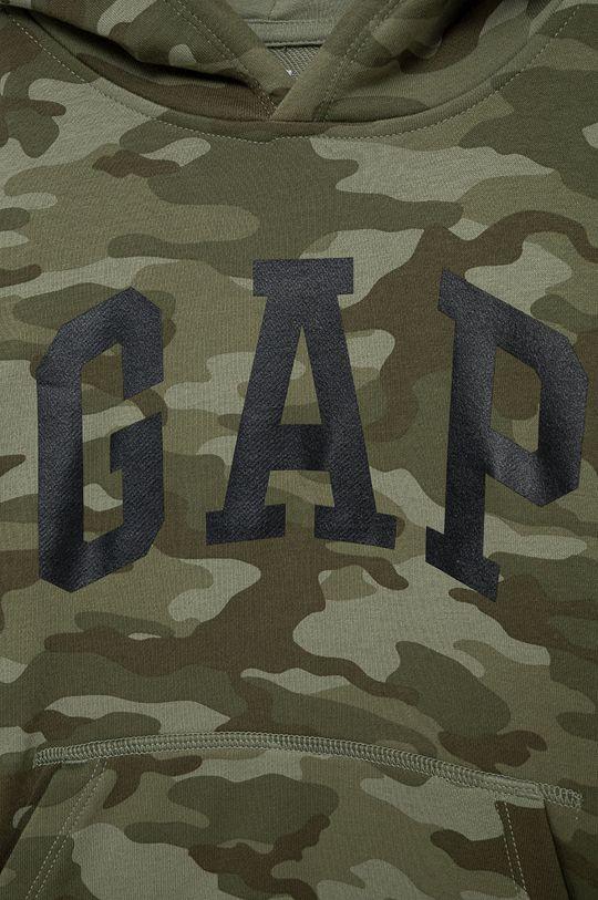 GAP - Bluza dziecięca 77 % Bawełna, 9 % Poliester z recyklingu, 14 % Poliester