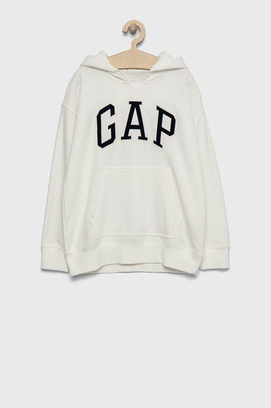 biały GAP - Bluza dziecięca Chłopięcy