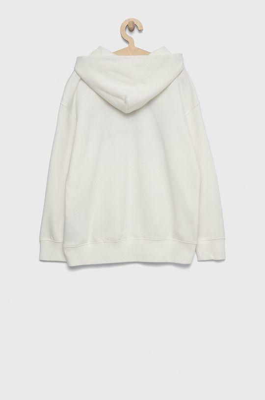GAP - Bluza dziecięca biały
