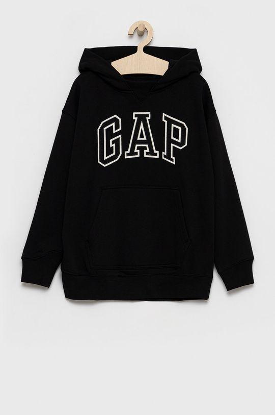 czarny GAP - Bluza dziecięca Chłopięcy