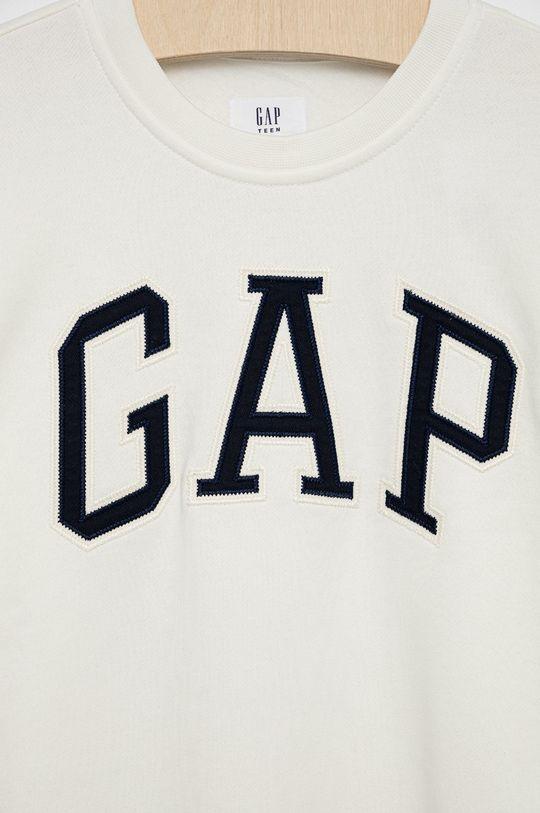 GAP - Bluza dziecięca 77 % Bawełna, 23 % Poliester z recyklingu