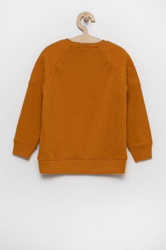 United Colors of Benetton - Bluza copii  Materialul de baza: 100% Bumbac Alte materiale: 100% Poliester