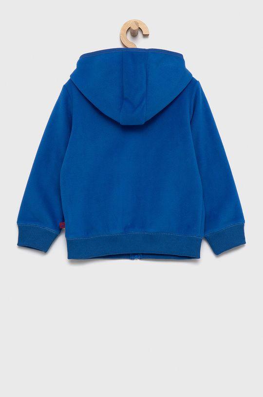 United Colors of Benetton - Bluza dziecięca niebieski