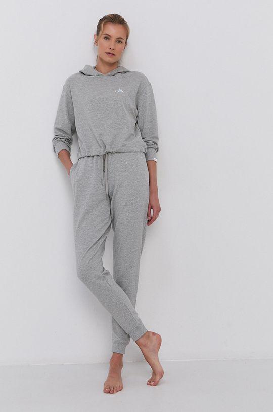 Calvin Klein Underwear - Spodnie piżamowe jasny szary