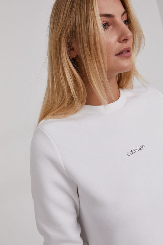 bílá Calvin Klein - Mikina