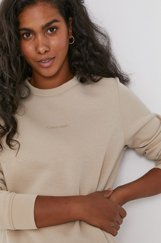 jasny szary Calvin Klein - Bluza